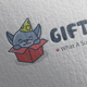 Gift Box Logo