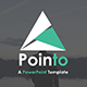 Pointo Powerpoint Template