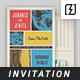 Save The Date Postcard Template Vol.03