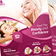 Spa   Beauty Salon Poster & Roll Up Banner
