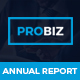 ProBiz – Business and Corporate Annual Report Bundle
