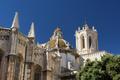 Tarragona (Spain): gothic cathedral
