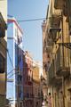 Tarragona (Spain): old street