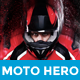 MotoHero - Motorcycle Repair & Custom service Business Theme