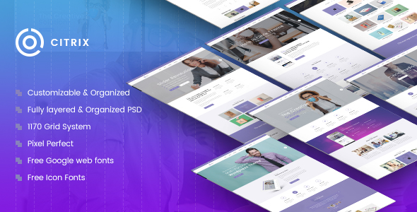 Booss | Creative Multipurpose Marketing HTML Template - 3