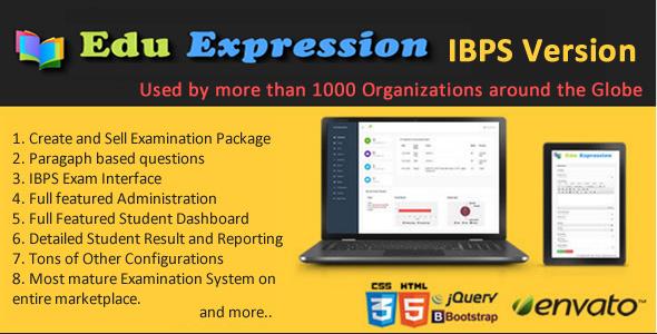 Edu Expression IBPS Version (Project Management Tools) images