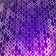 Purple Hexagonal Background