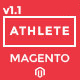 Athlete | Fitness - Multipurpose Magento theme