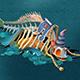 Submarine Cartoon World - Dragon of the corpse