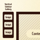 Vertical Sidebar Gallery - jQuery Slider - CodeCanyon Item for Sale