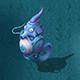 Submarine cartoon world - Dragon Palace hippocampus guards