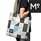 Canvas Shopper / Tote Bag Mock-up