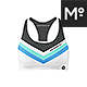 Sport Bra Mock-up