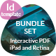 Interactive PDF Business Proposal Bundle