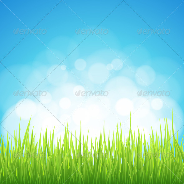 Spring background - Landscapes Nature
