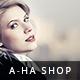 AhaShop - Online Clothing Store WooCommerce Theme