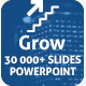 Grow Powerpoint Presentation Template