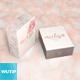 Paper Box Mockup 04