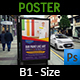 Painter Poster Template
