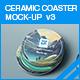 Ceramic Coaster Mock-up v3