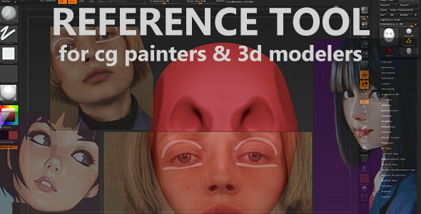 Reference ImageTool for 3D Modelers - CodeCanyon Item for Sale