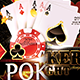 Poker Flyer Bundle