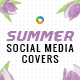 Summer Social Media Pack - Image Included