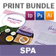 Spa Print Bundle 7