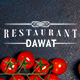 RESTAURANT & Cafe - DAWAT Web Template