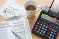 Bookkeeping sales ledger - PhotoDune Item for Sale