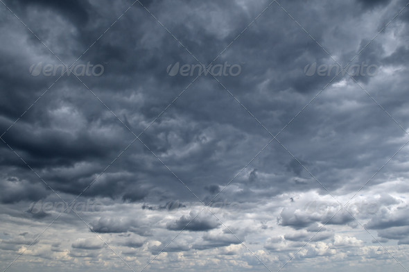 Stock Photo - PhotoDune storm clouds 1967498
