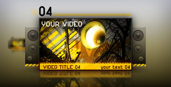 After Effects Project - VideoHive Reflect Media 36112