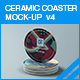 Ceramic Coaster Mock-up v4