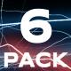 Strike Lightnings - Pack of 6