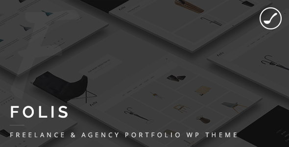 Folis – Freelance And Agency Portfolio WP Theme (Portfolio)