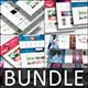 Website Mock-Up Bundle