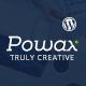 Powax - One Page Parallax WordPress Theme