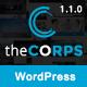 The Corps - Multi-Purpose WordPress Theme