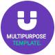 Uniqco - Multipurpose Responsive Bootstrap Landing page Template.