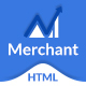 Merchant - Business, Finance & Corporate HTML5 Template