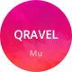 Qravel Muse Template