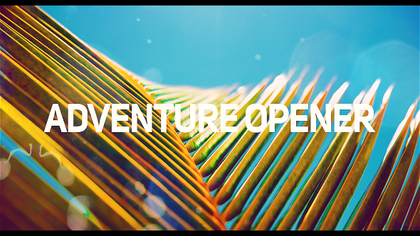 Videohive - Adventure Opener 19872853 - Free Download