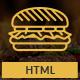 The Food Market | Restaurant HTML Template