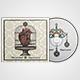 Mavarand - CD Cover Artwork Template