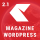 NewEdge - Responsive WordPress Magazine Theme