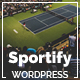 Sportify - Sport Booking Theme