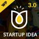 Crowdfunding WordPress Theme   StartupIdea - Crowdfunding  WP