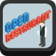 Open Restaurant - HTML5 Game