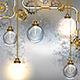 Round Industrial Light Bulbs