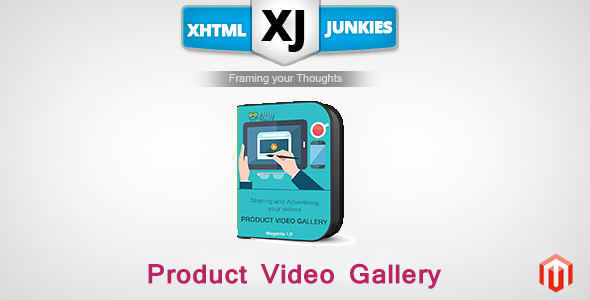 Product Video Gallery